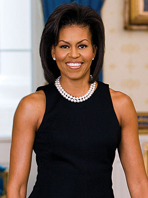 michelle obama photo shoots